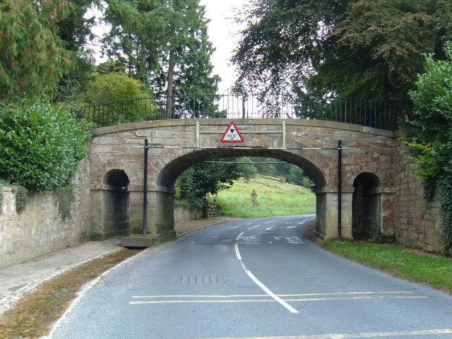 Historic Bridge, Hackness