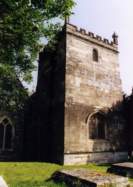 St Peter & St Paul, Thruxton