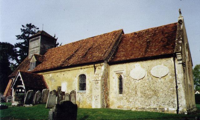 St Andrew, Timsbury
