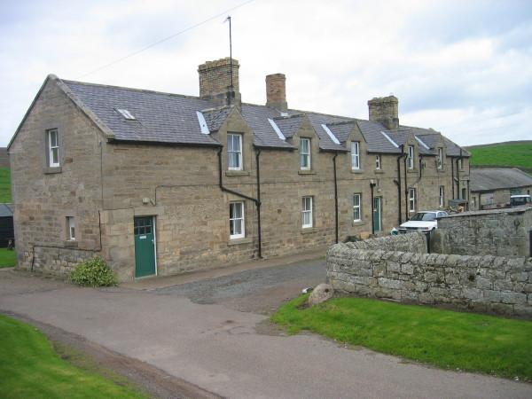Harehope Farm Cottages