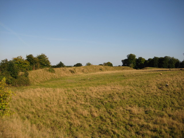 Danebury Ring, Iron Age Hill Fort