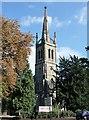 TQ3369 : All Saints, Beulah Hill by Stephen Richards