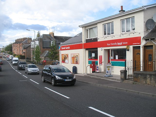 Convenience store, Jeanfield Road