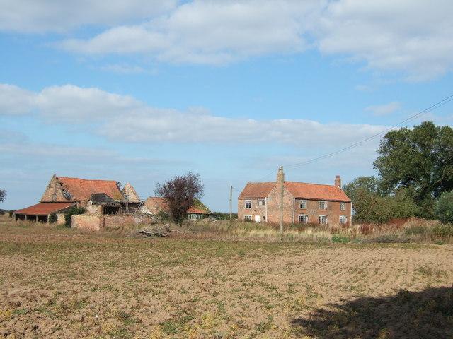 Newmarsh Farm near Ongar Hill