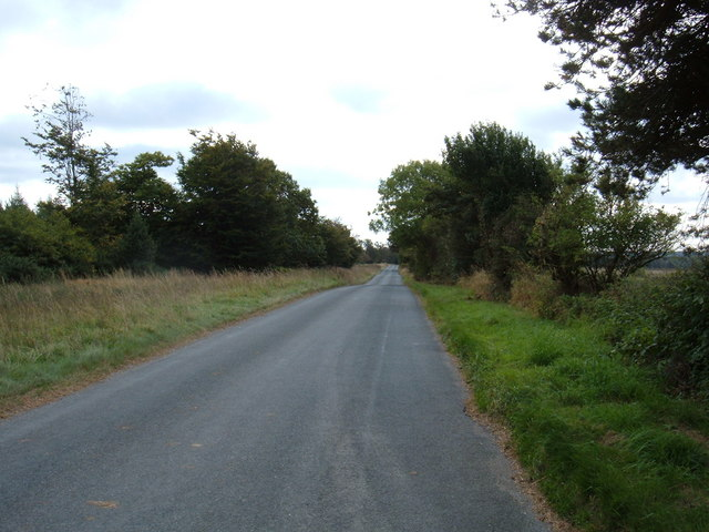 Minor Road Towards Suffield