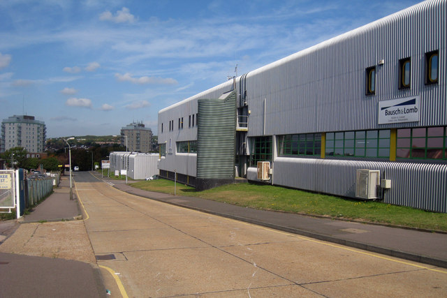 Industrial Building on Theaklen Drive