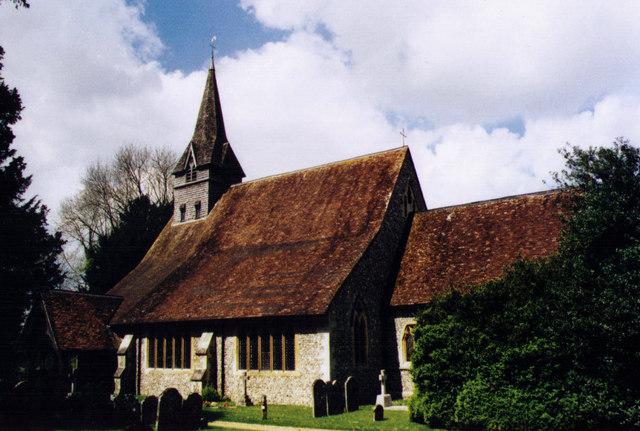 St Peter & Holy Cross, Wherwell