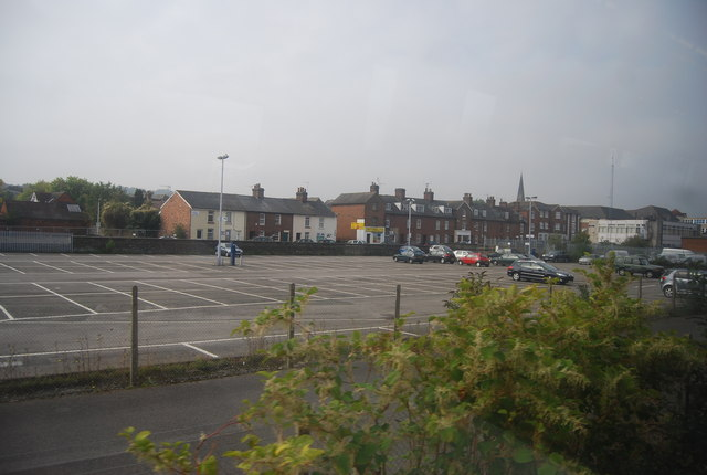 Tonbridge Station Car Park