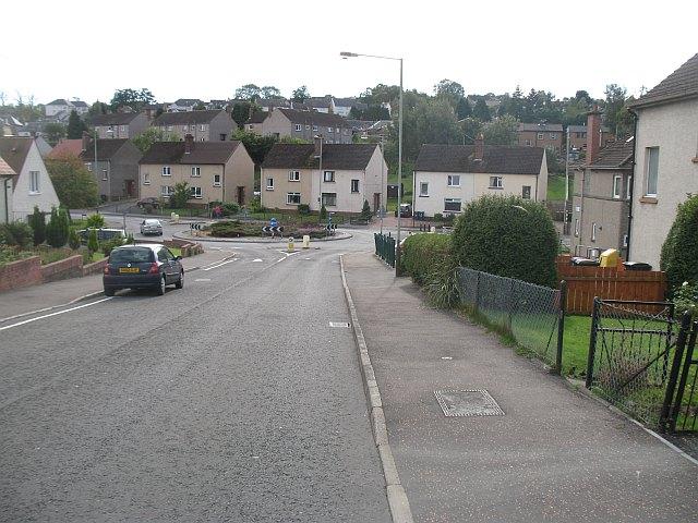 Roundabout, Letham