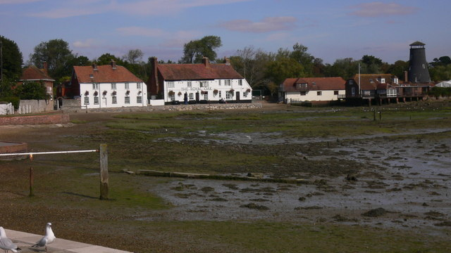 The Royal Oak at Langstone Quay