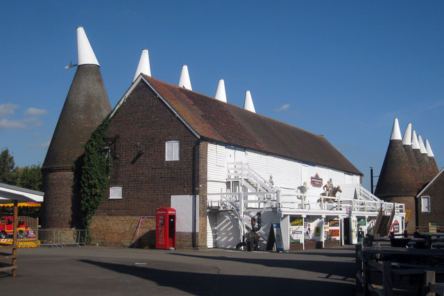 Bell 4 Oast House, Beltring Hop Farm, Beltring, Kent