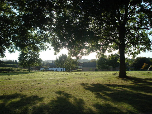 Open space next to Rodney Close, Littleham
