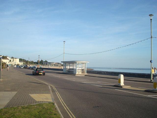 Esplanade, Exmouth