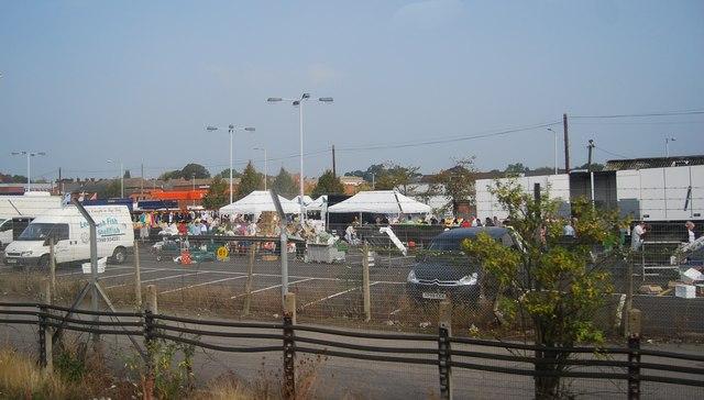 Tonbridge Market