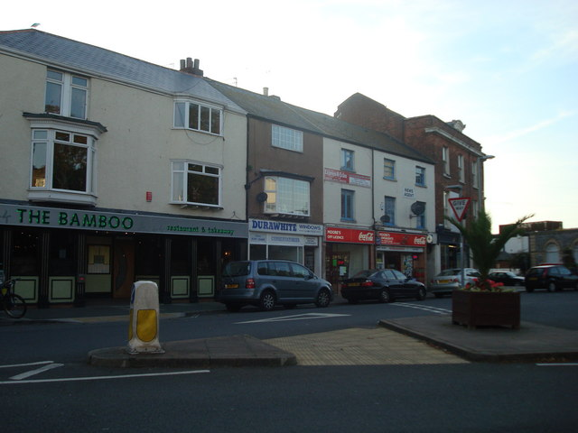 The Strand, Exmouth