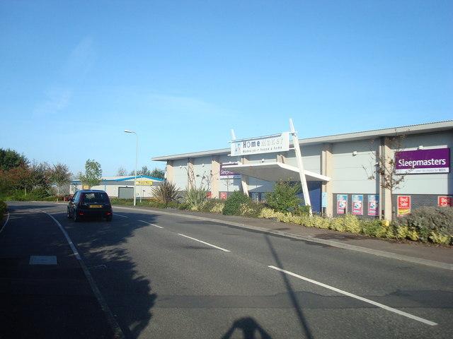 Liverton Business Park, Exmouth