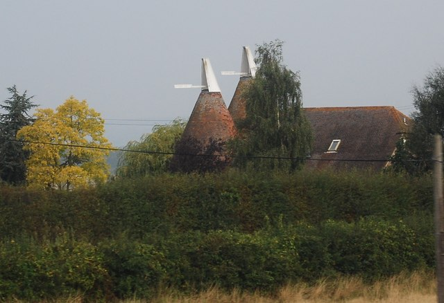 Lilley Farm Oast house