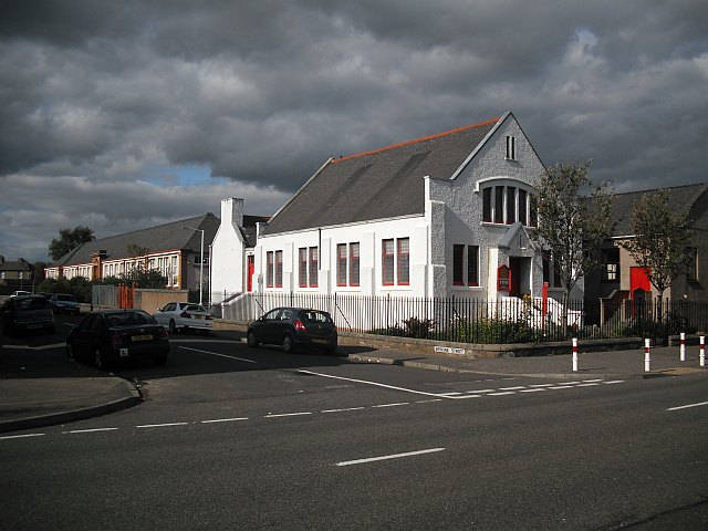 Baptist church, Buckhaven