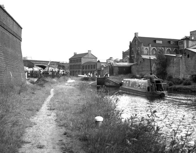 Lock No 53, Camp Hill flight, Grand Union Canal