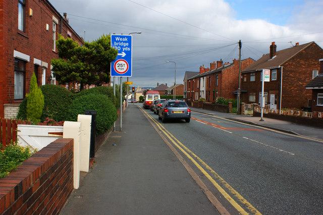 Billinge Road, Pemberton