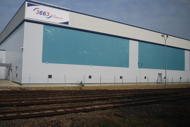 3663 warehouse, Paddock Wood