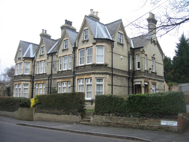 Victorian Housing - Priory Avenue