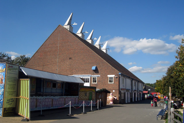 Bell 5 Oast House, Beltring Hop Farm, Beltring, Kent