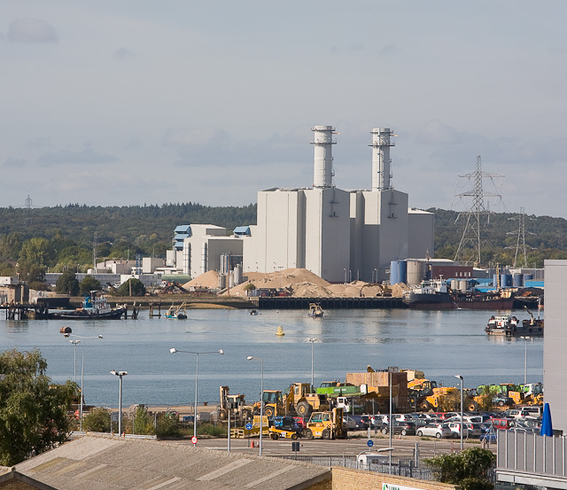 Marchwood Power Station