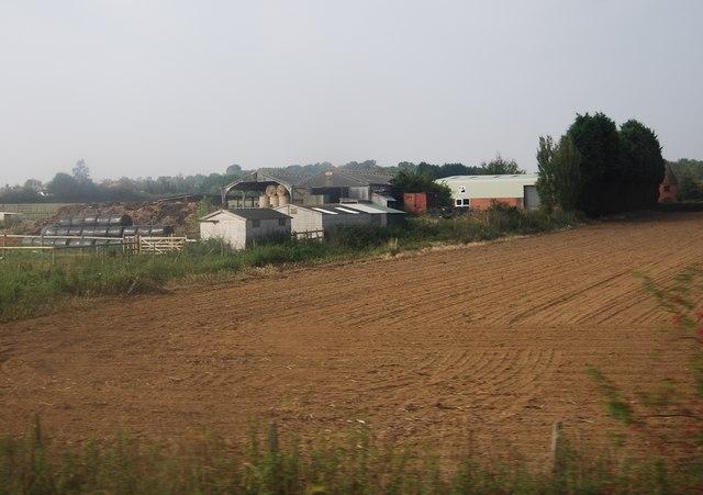 Green Farm, Nettlestead Green