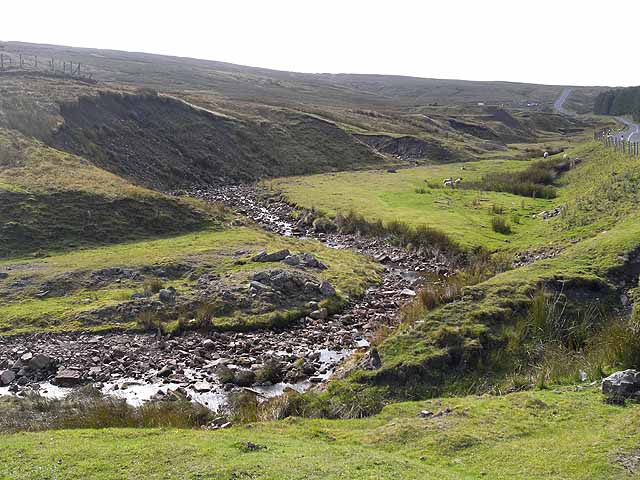 Killhope Burn