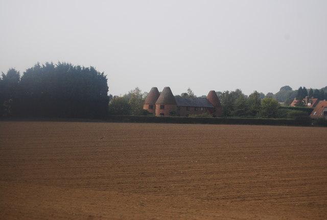 Green Farm Oast house