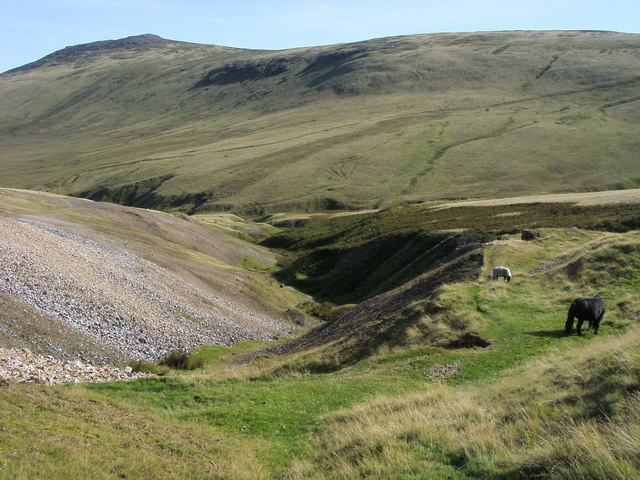 Disused mine workings