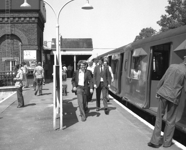 Chesham station, Buckinghamshire