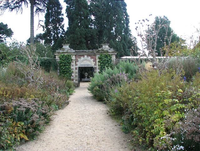 Somerleyton Hall - gardens