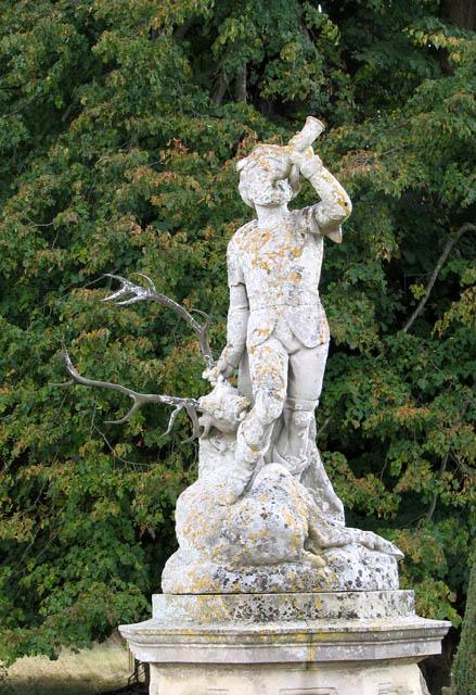 Somerleyton Hall - sculpture by John Thomas