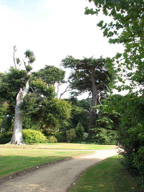 Somerleyton Hall - gardens