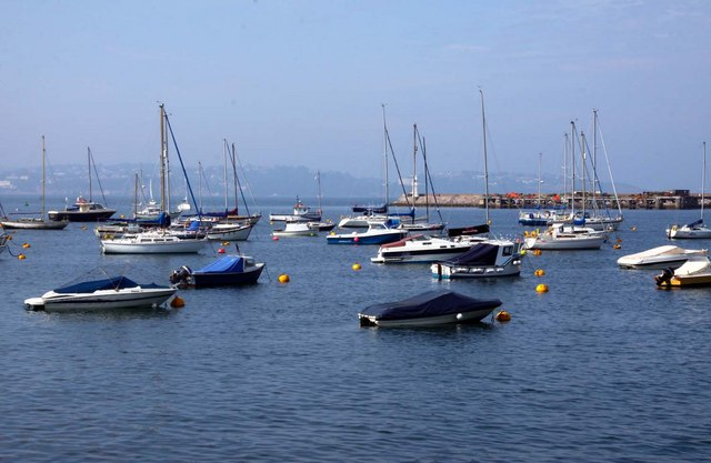 Brixham's Outer Harbour