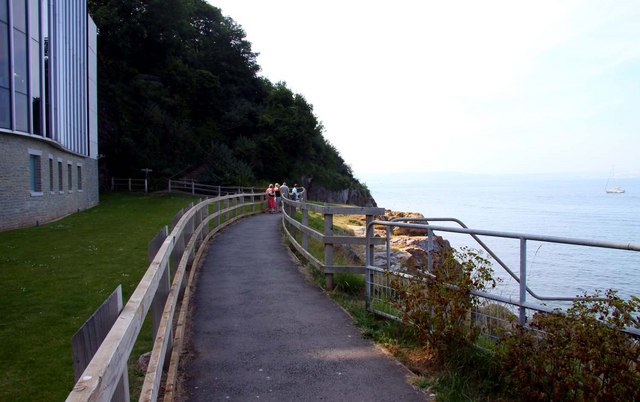 The South-West Coast Path in Brixham