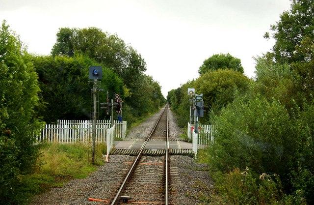 Langford Lane Crossing
