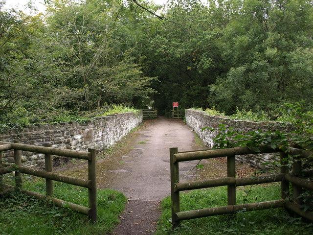 Penllywn Tramway Bridge (Pont Dramffordd Penllywn)
