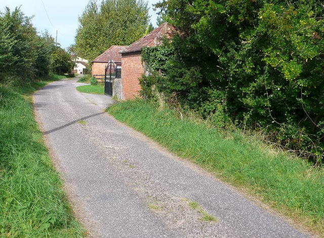 Mill Lane, East Huntspill