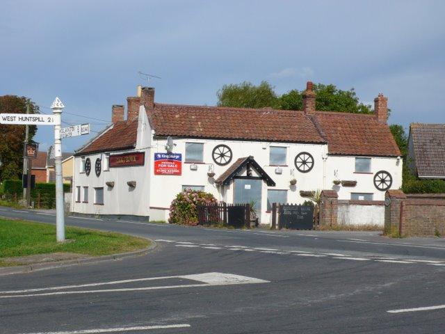 The Crown, East Huntspill