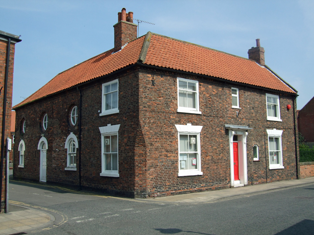Georgian Houses, Barton Upon Humber