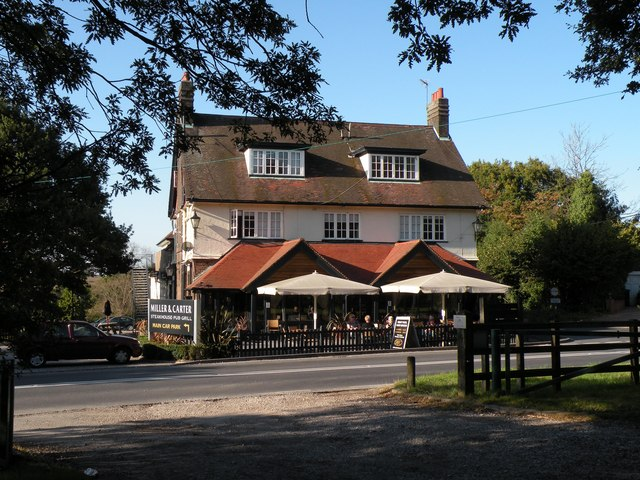 'The Camelot' pub and restaurant