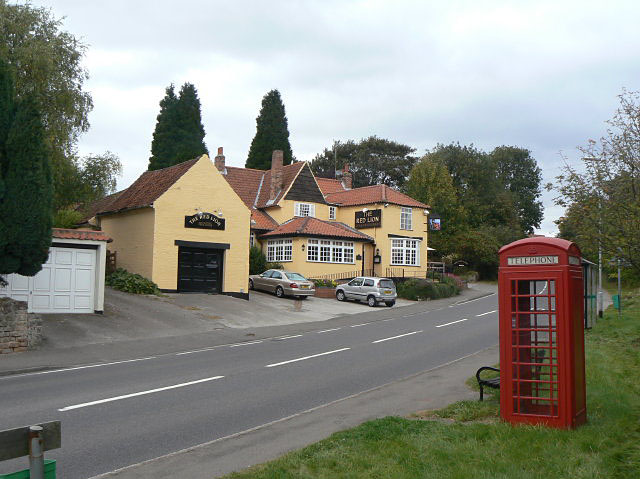 Red Lion, Thurgarton