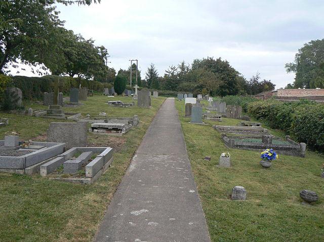 Thurgarton Graveyard