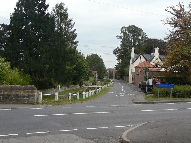 Beck Street, Thurgarton