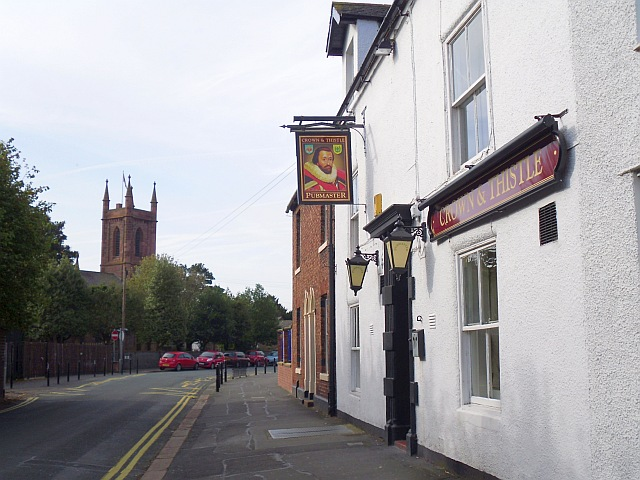 The Crown and Thistle, Stanwix