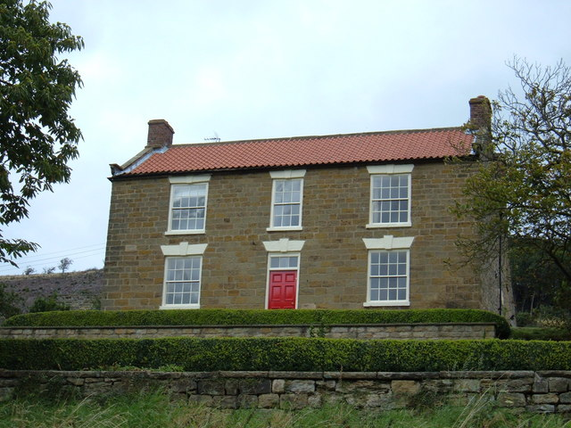 Troutsdale Low Hall