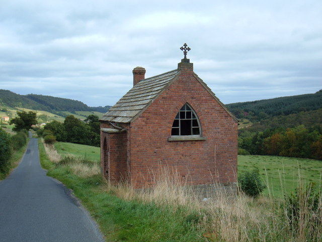 Disused Chapel, Troutsdale
